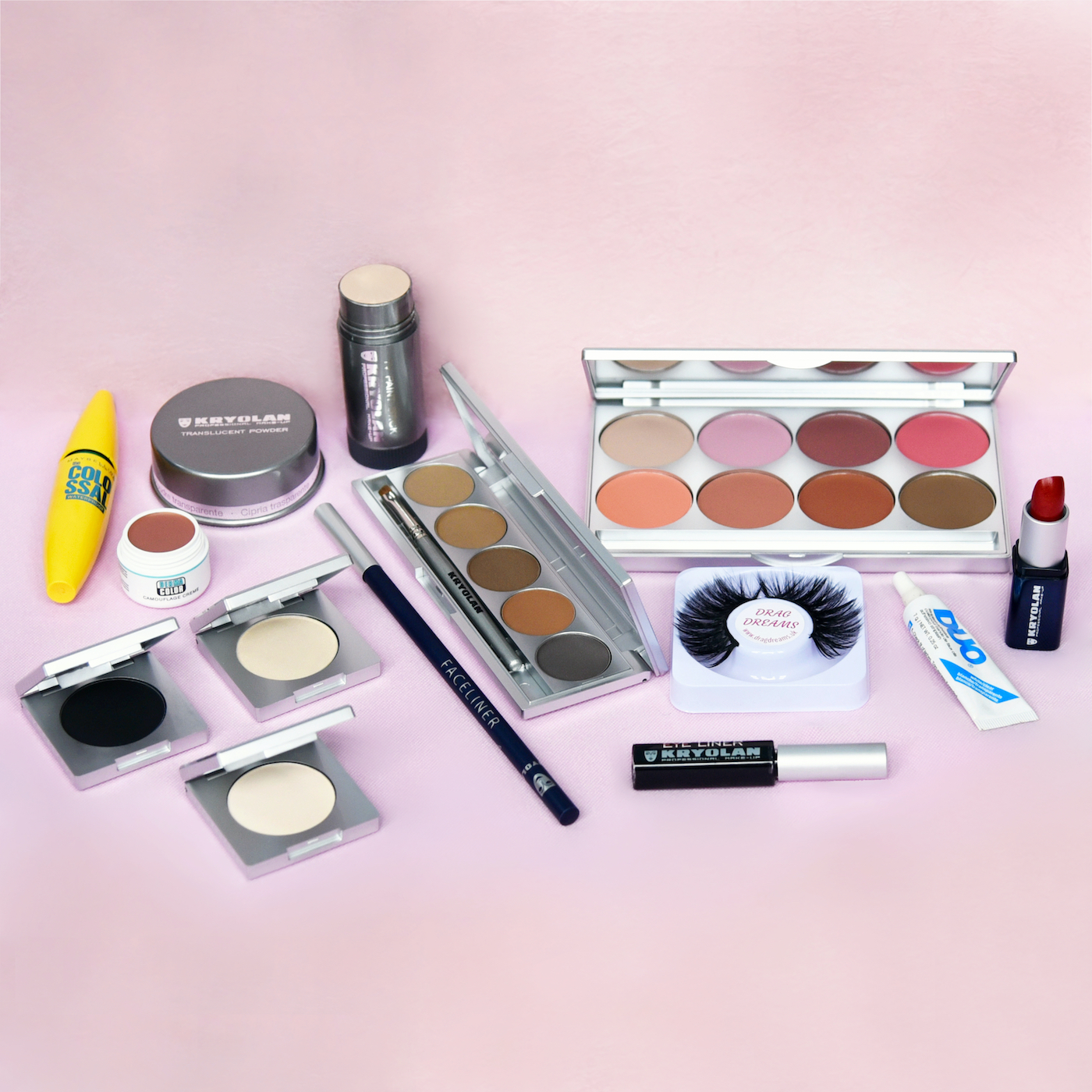 Drag Queen Makeup Basic Kits
